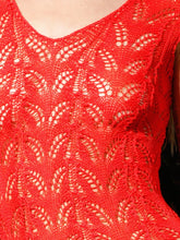 Hand Knitted Bodysuit
