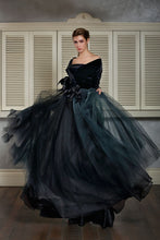 Ornamented Ball Gown