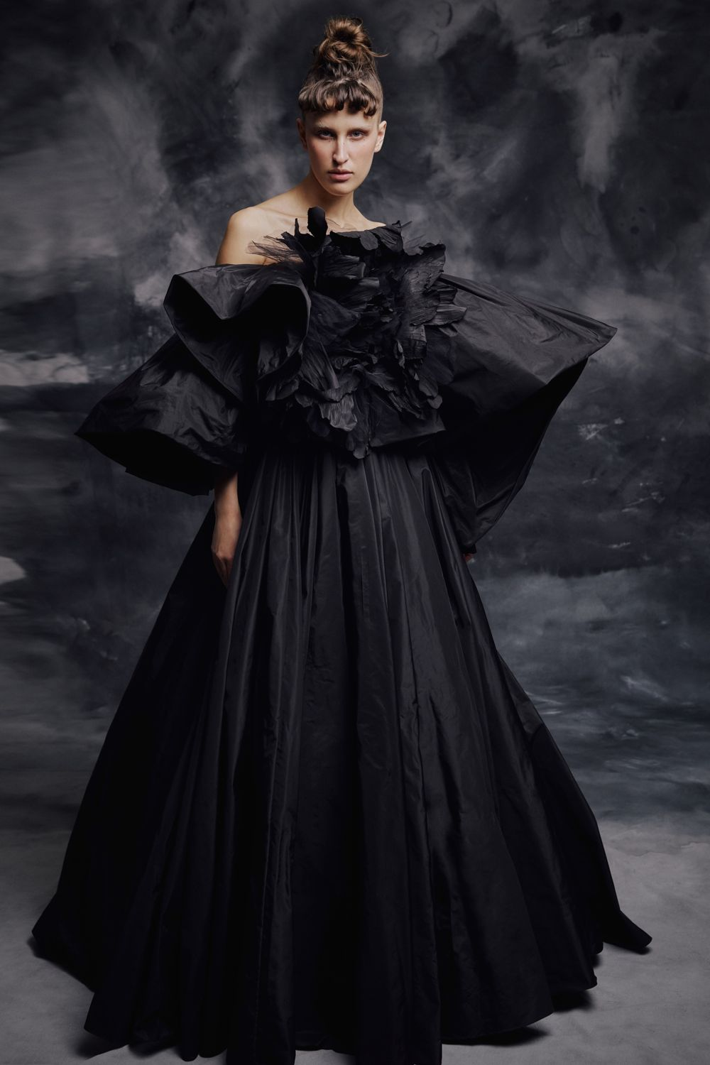 Voluminous Couture Gown