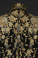 Gold Embroidered Royal Couture Jacket
