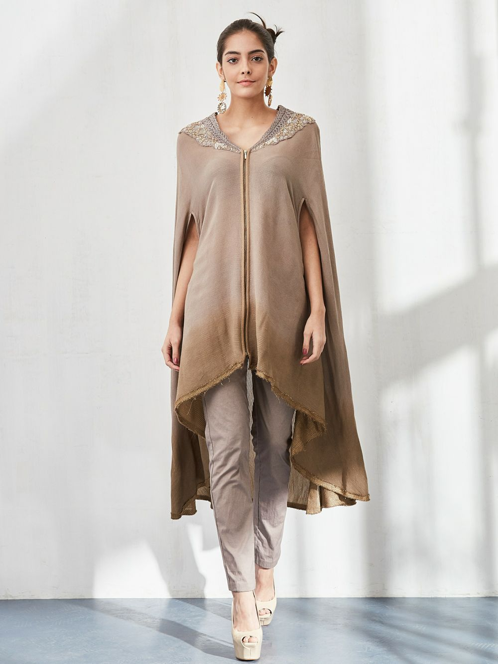 Fawn Shaded Cape