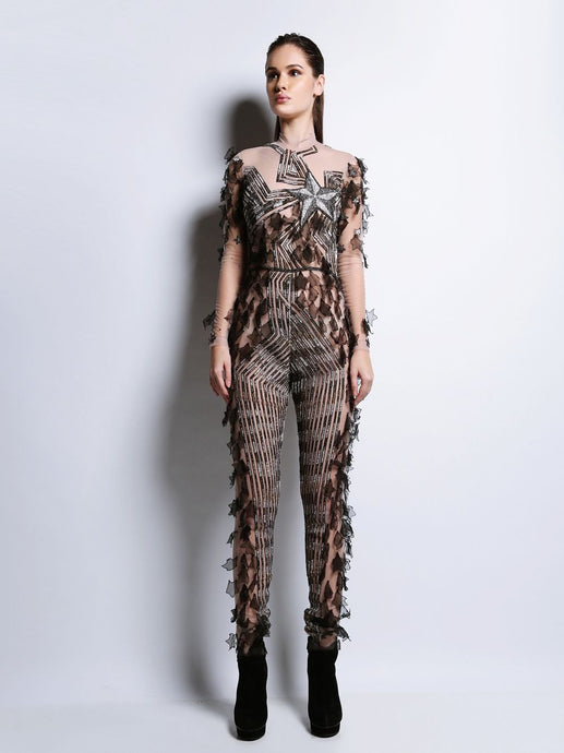 Full Sleeve Jumpsuit Rihana