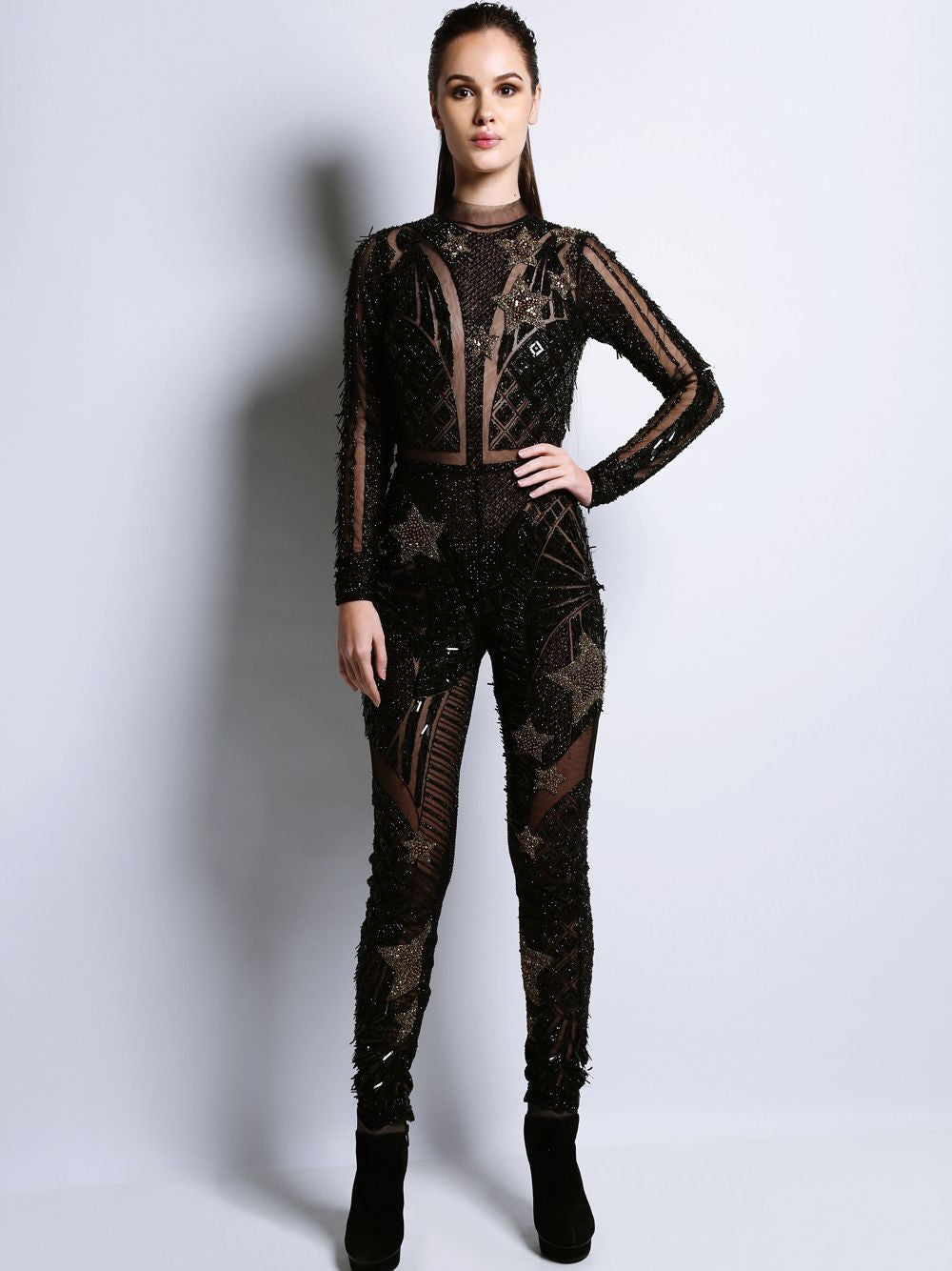 Full Sleeve Jumpsuit Linda