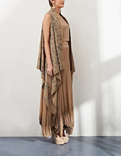Fawn Cape with Inner and Skirt