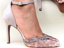 Cascade Stiletto - Grey