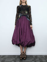 Full Sleeve Lace Dress