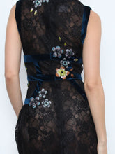 Lace Dress With Embellishments