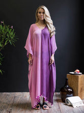 Handwoven Double Shaded Caftan