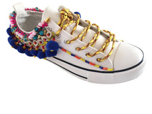 LEV EMBELLISHED SNEAKERS