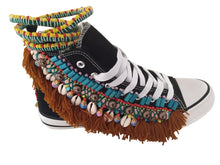 OZIAS EMBELLISHED SNEAKERS