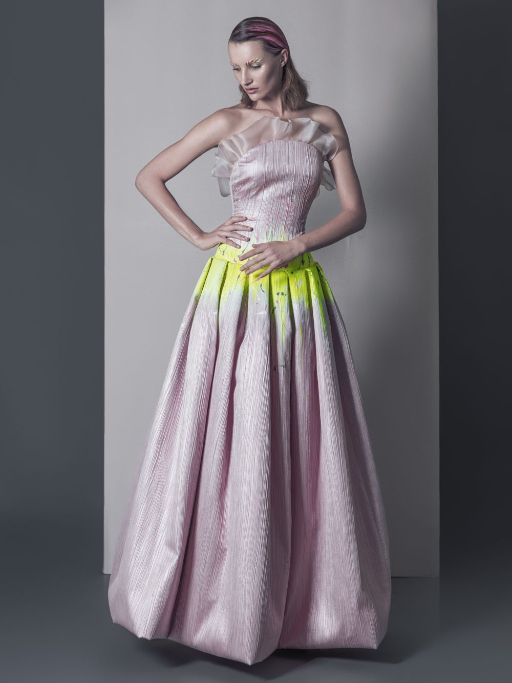 Brocard Ball Gown