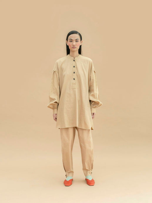 Dugong Shirt & Pants Set