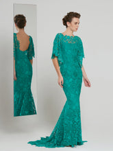 Guipure Mermaid Dress