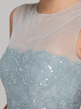 Richly Embellished Gown