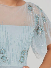Embellished Volume Gown