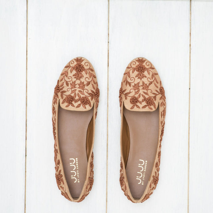MANA - Handcrafted VEGAN Loafers