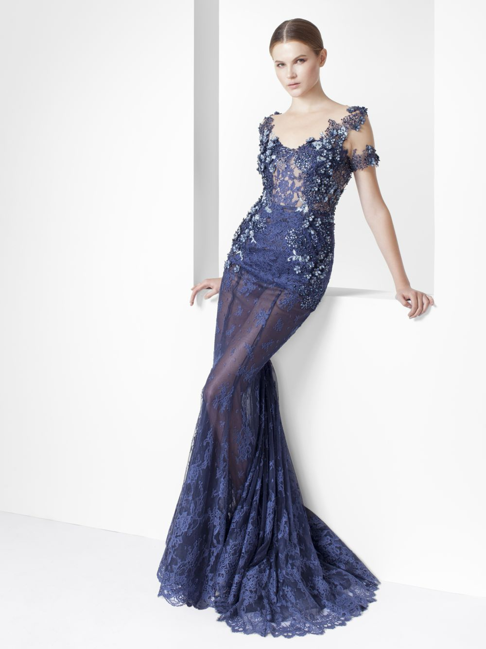 Long Mermaid Dress