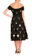 QUEEN OF SPADES DRESS