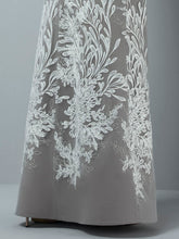 Embroidered Brodé Dress