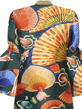High Quality Printed Dress