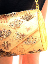 Gold Miniature Clutch