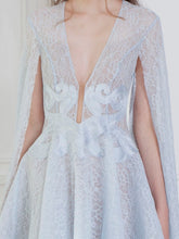 Emboridered Lace Dress