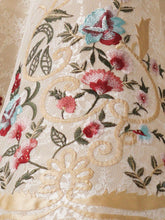 Embroidered Clover Dress