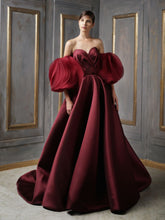 Bias Ball Gown