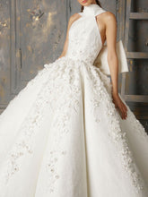 Voluminous Wedding Gown