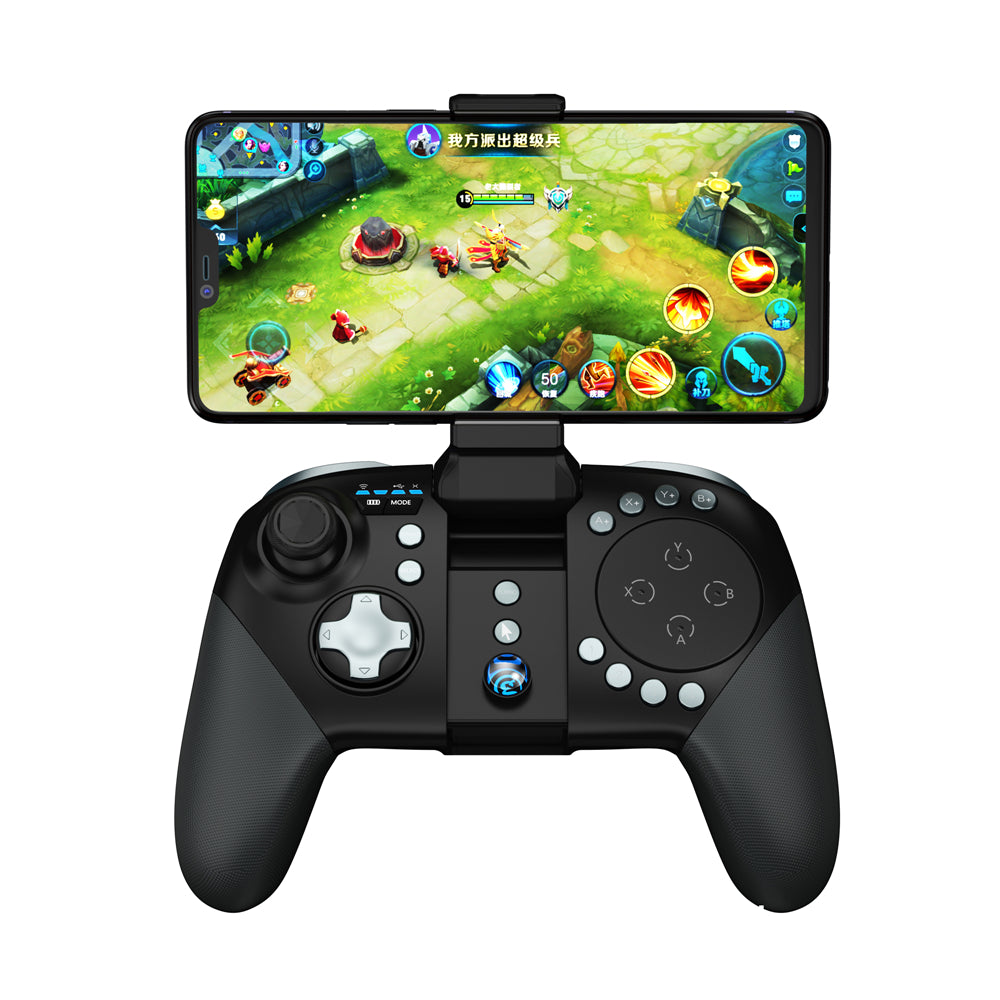 Gamesir G5 bluetooth Wireless Trackpad Touchpad Gamepad with Phone Clip for iOS Android Chinese Version