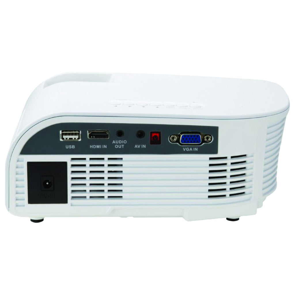 GPX(R) PJ308W PJ308W 1080p Mini Portable Projector