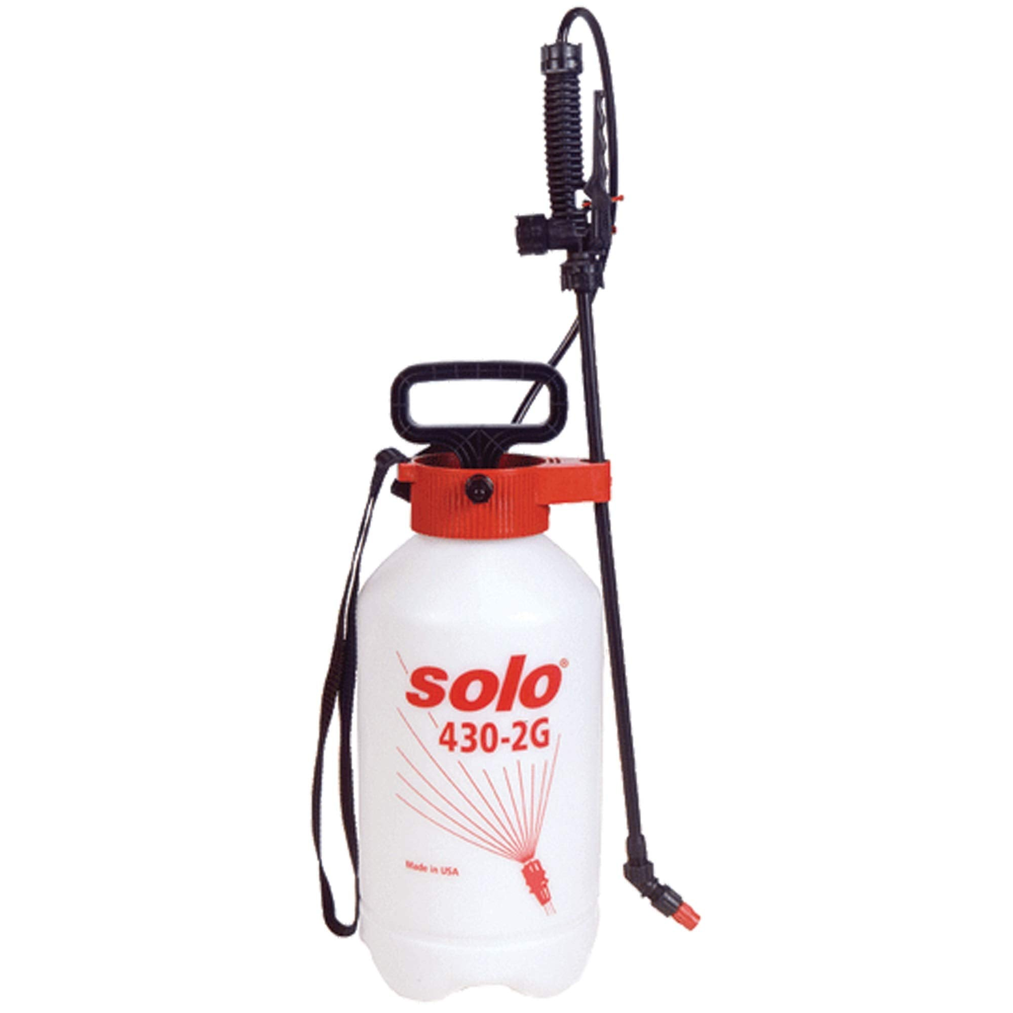Portable High Pressure Handheld Garden Pump Sprayer