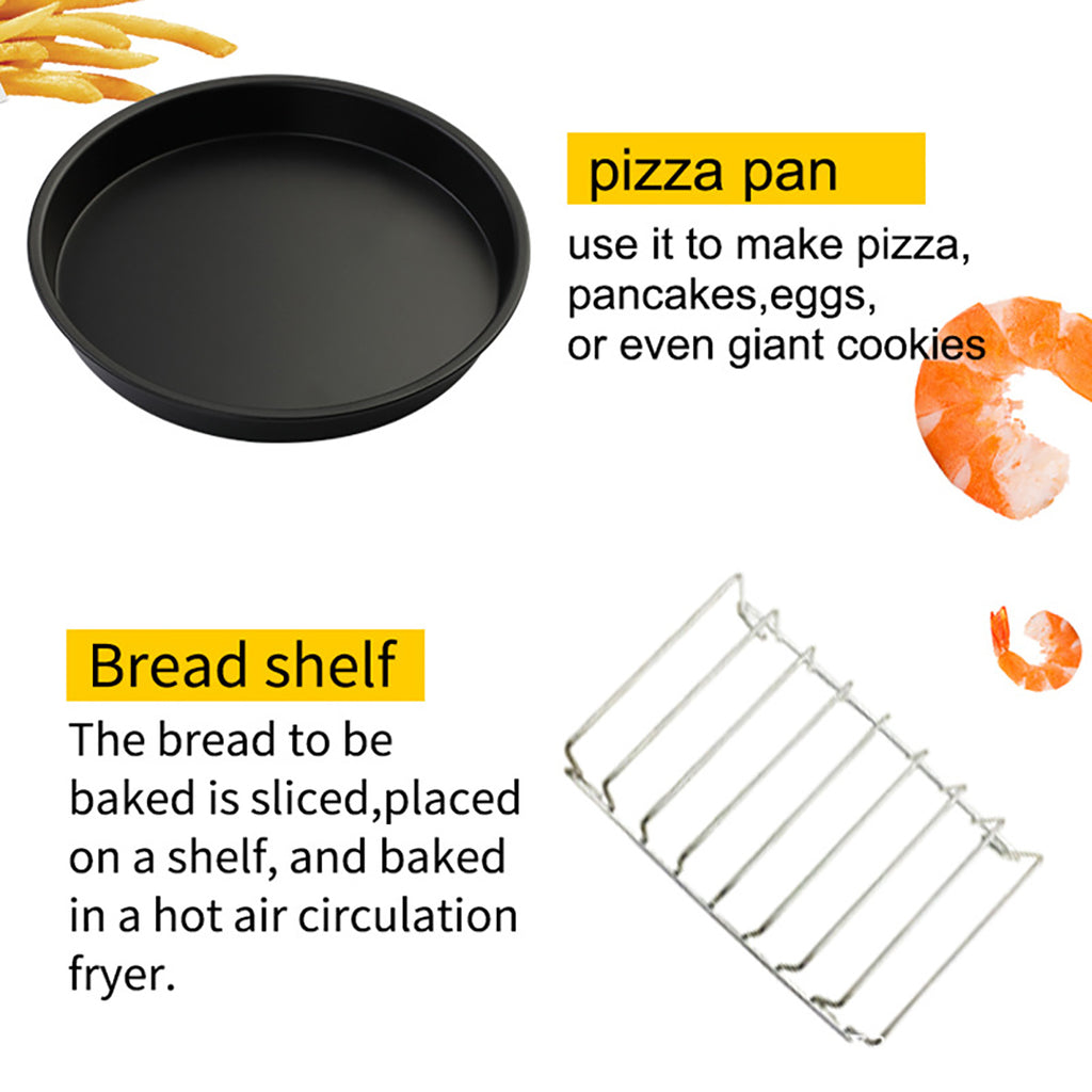 air fryer pizza pan