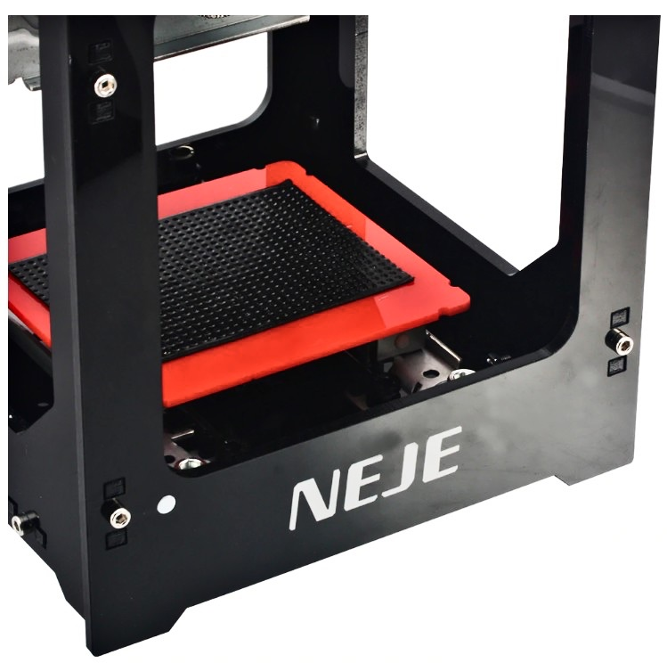 NEJE DK-8-KZ 1000mW Blue Violet Laser Engraving Machine Mini Desktop DIY Engraver Protective Panel