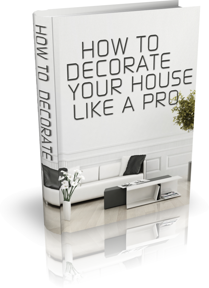 Ginger Hill Creations™ How To Decorate Your House Like a Pro (Downloadable)