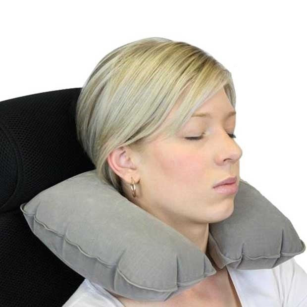 Travel Smart By Conair Inflatable Neck Rest