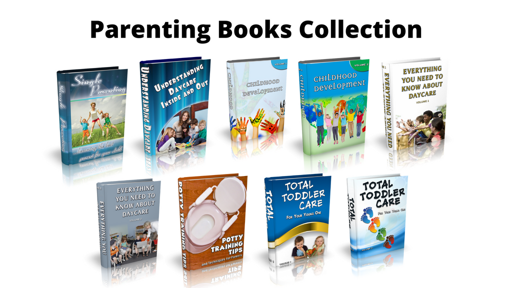 Ginger Hill Creations™ Parenting Books Collection (Downloadable)