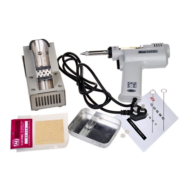 S-993A US Plug 110-130V Electric Solder Sucker Soldering Iron Desoldering Gun