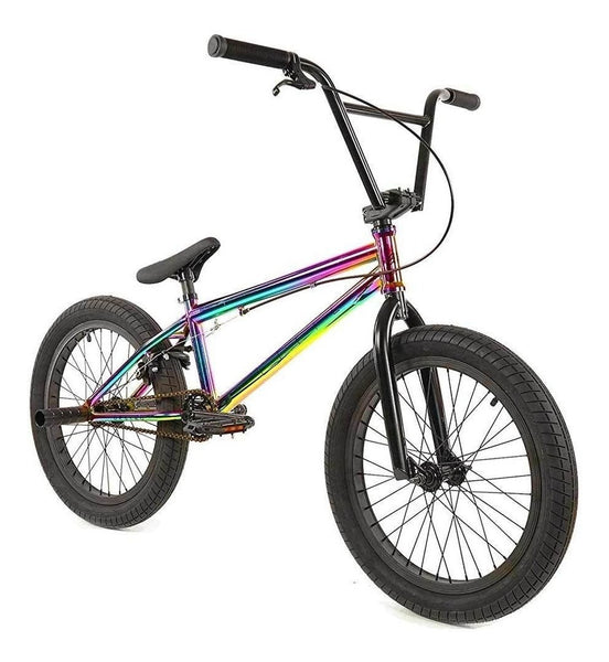 BMX Destro Elite Oil Slick