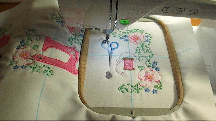 How to Machine Embroider: Create Machine Embroidery Designs