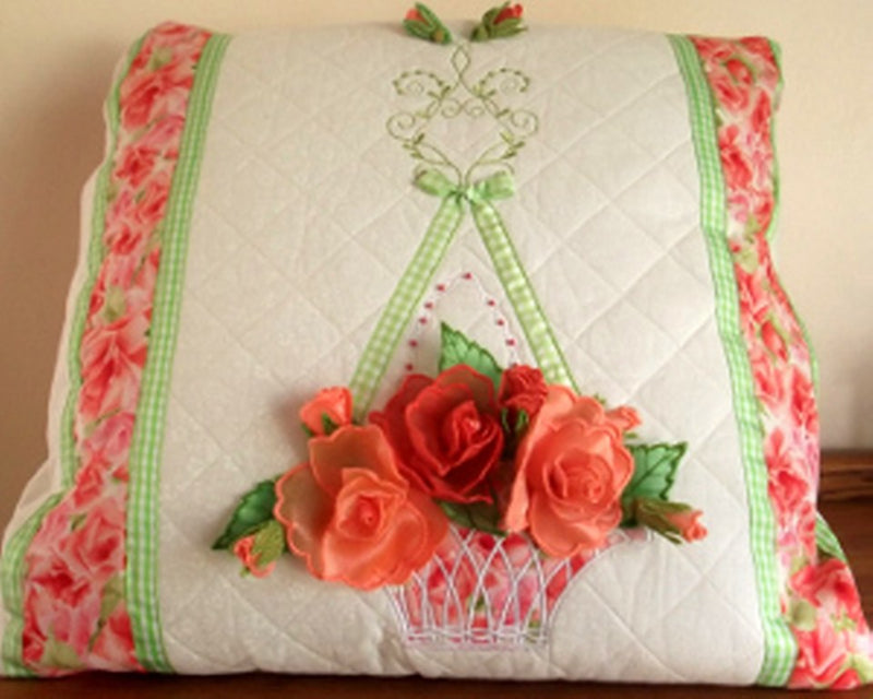 Bundle Orchid Dreams and Basket of Roses Cushions