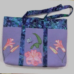 Tropical Summer Tote