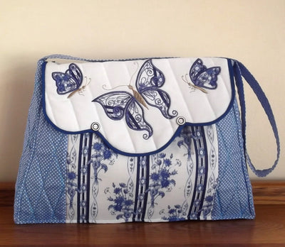 Bundle Floral Butterfly and Butterfly Dreams Handbag