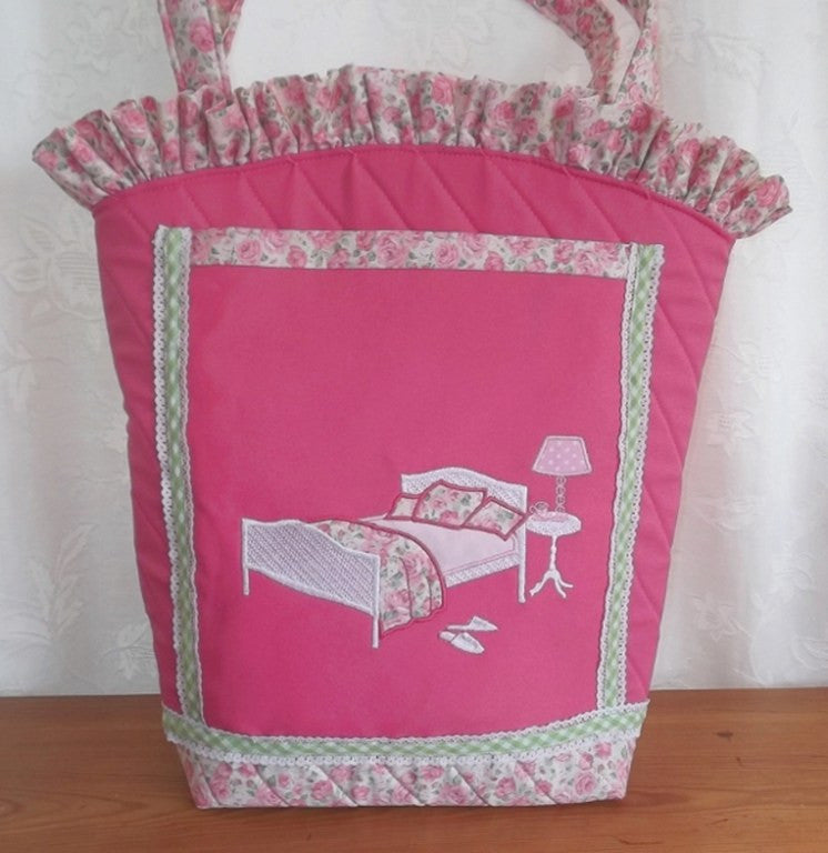 Vintage Country Chic Tote
