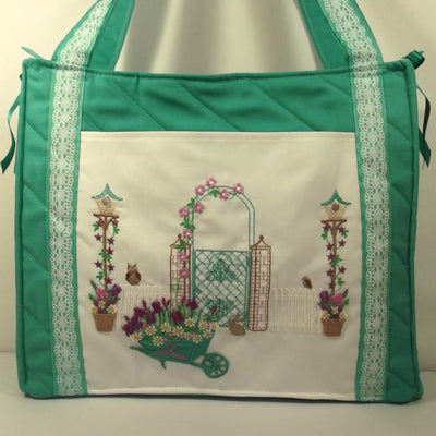 Bundle of Secret Garden Handbag and Garden Handbag