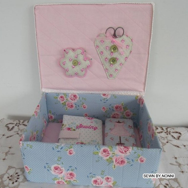 Sweet Sewing Box