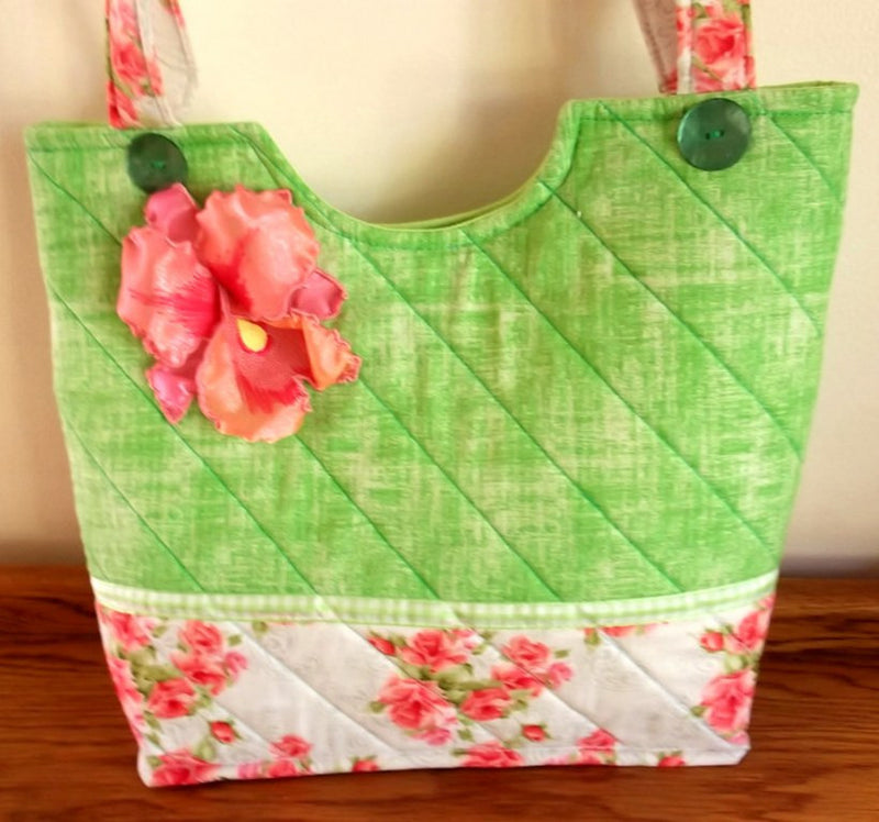 Tropical Orchid Dreams Tote