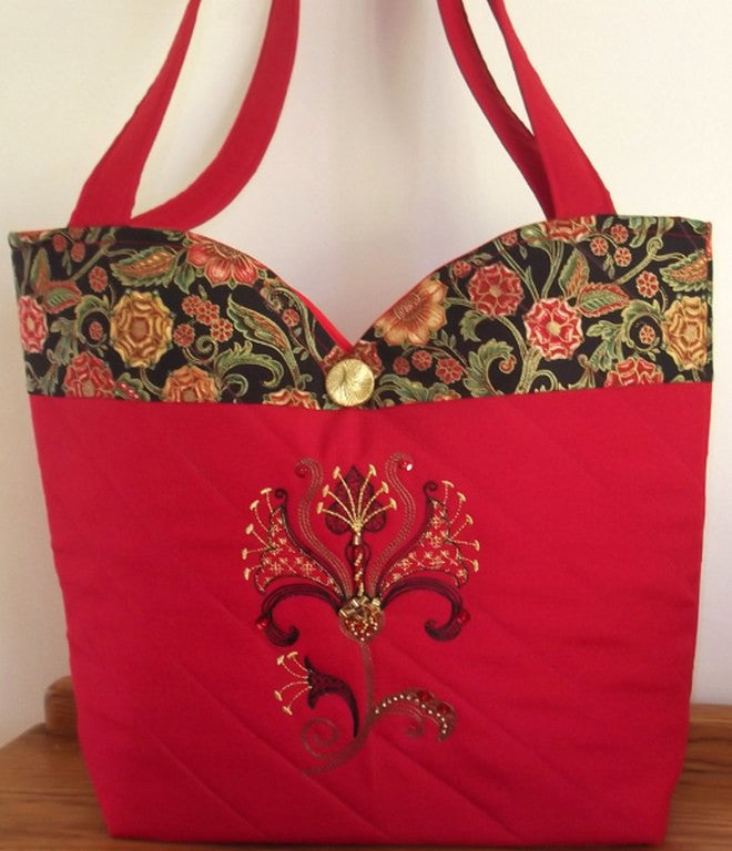 Timeless Treasure Tote
