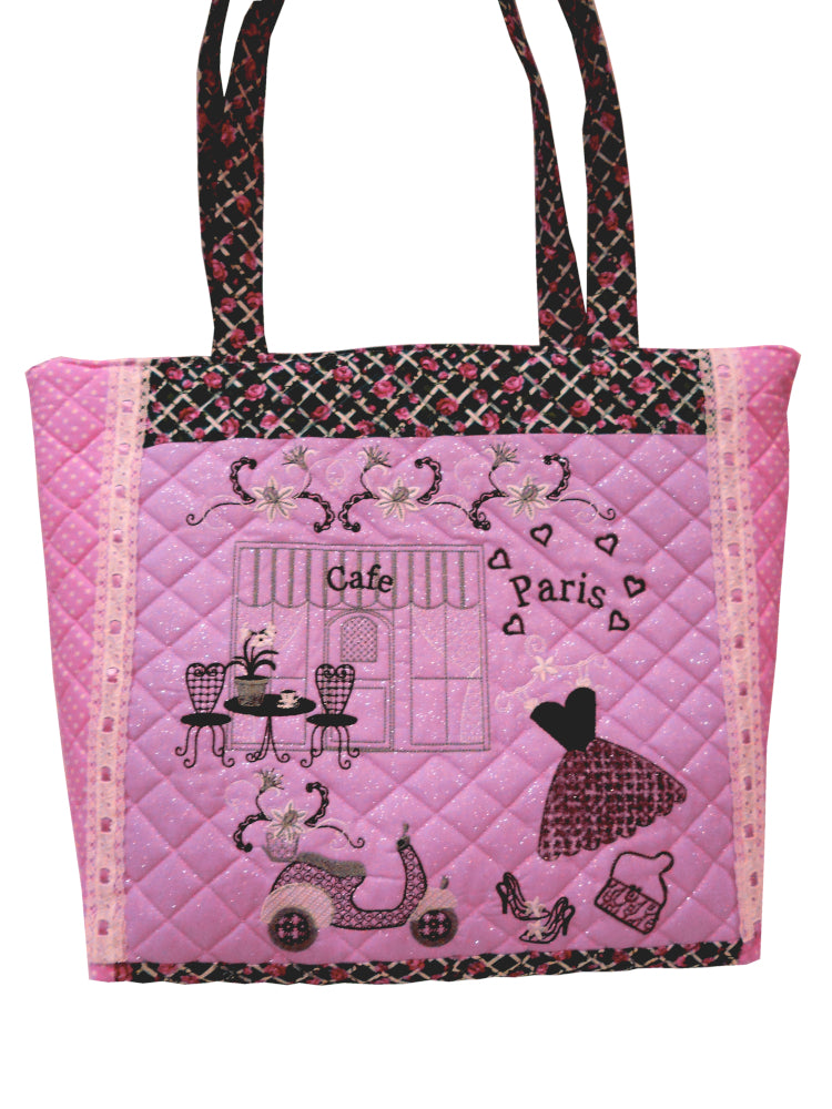 Betty's Paris Bag