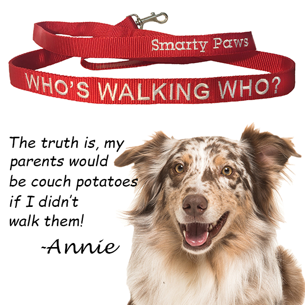 """Who's Walking Who?"" The Dog Leash for the Philosophical Smarty Paws - The Smarty Paws"